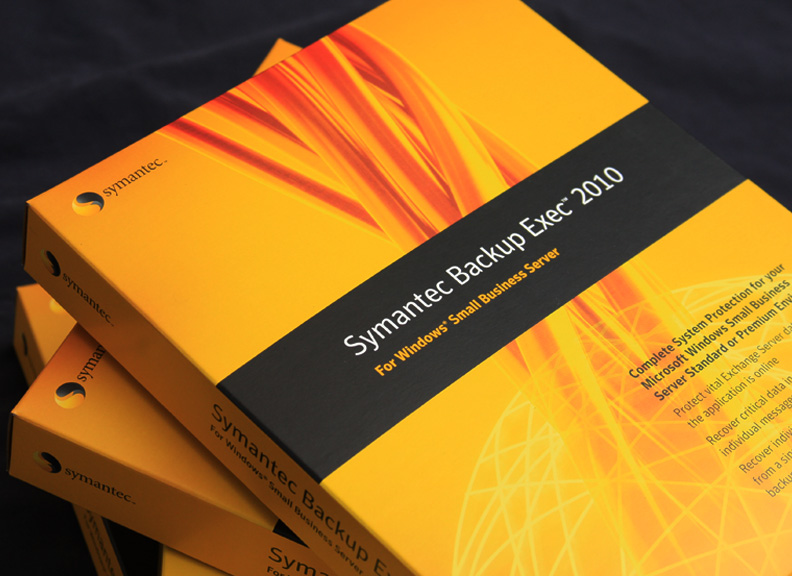 Symantec Small Business Package